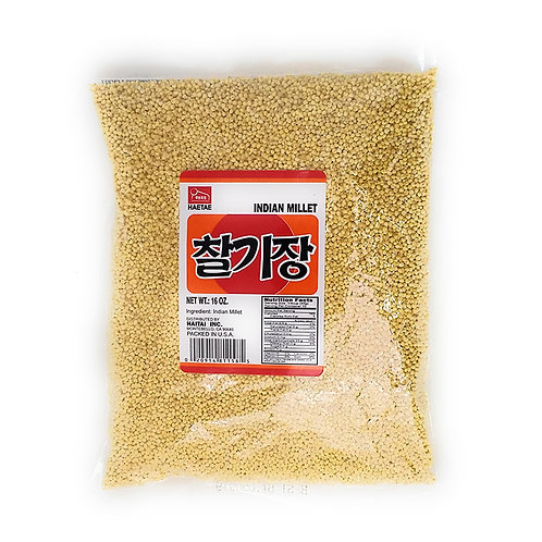 Chinese Millet / 찰기장쌀
