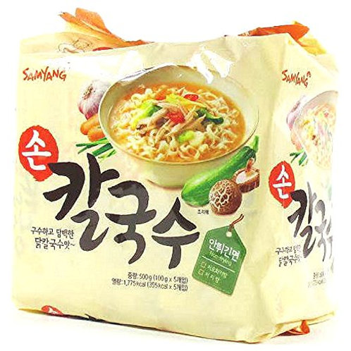 Samyang Son Kalguksu /손칼국수