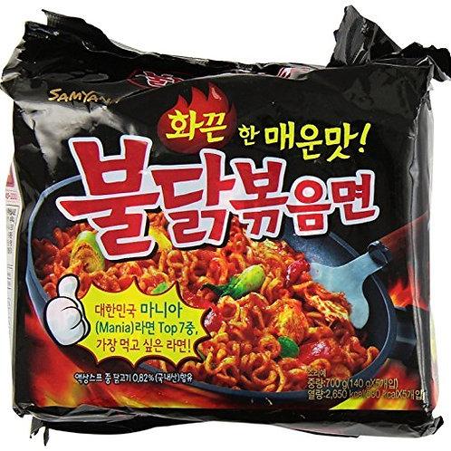Hot Chicken Noodle Original (불닭볶음면)