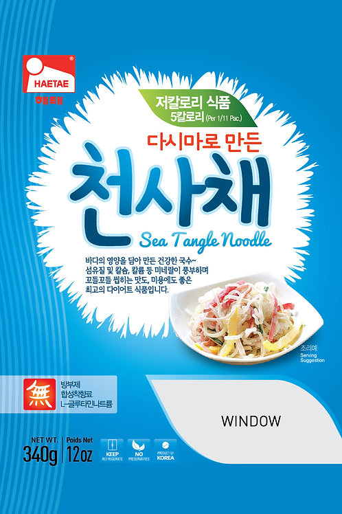 Sea tangle noodle / 천사채