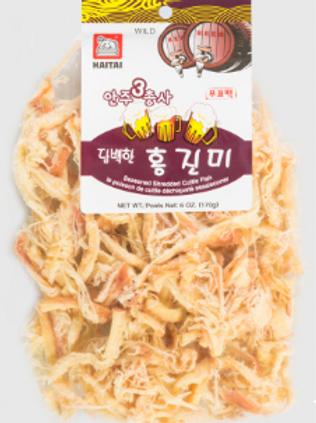 Seasoned Squid (Hong)/ 홍진미