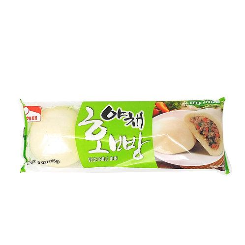 Vegetable Bun / 야채호빵