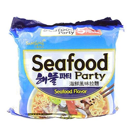 Seafood Party Ramen / 해물파티