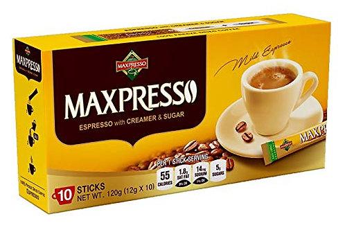 Maxpresso Coffee Mix 10 Sticks /맥스프레소
