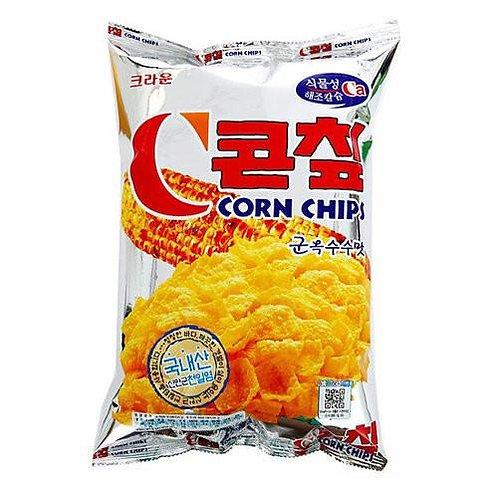 Crown Corn Chip / 크라운 콘칩