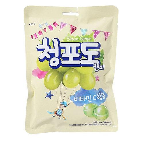 Candy (Grape) / 청포도캔디