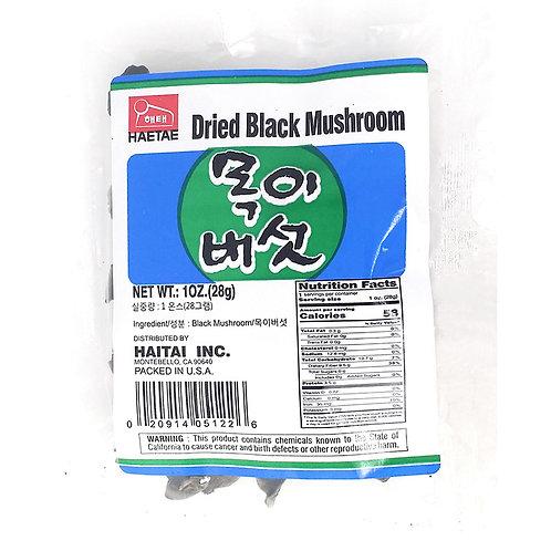 Black Fungus / 목이버섯