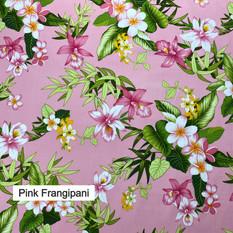 Pink Fragipani