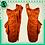 Thumbnail: Hawaiian Saron Dress - 1950s Style Sarong - Kathryn Dress TH-200