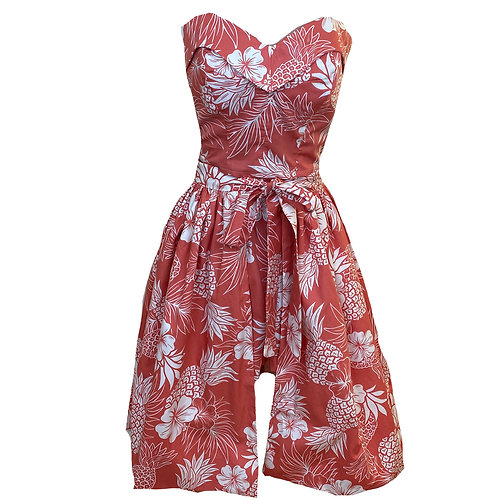 1950s Style 3 Piece Play Suit.