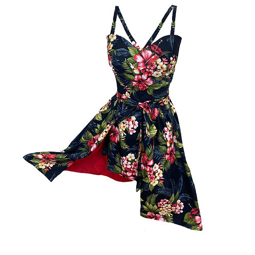 1950s Style 3 Piece Play Suit