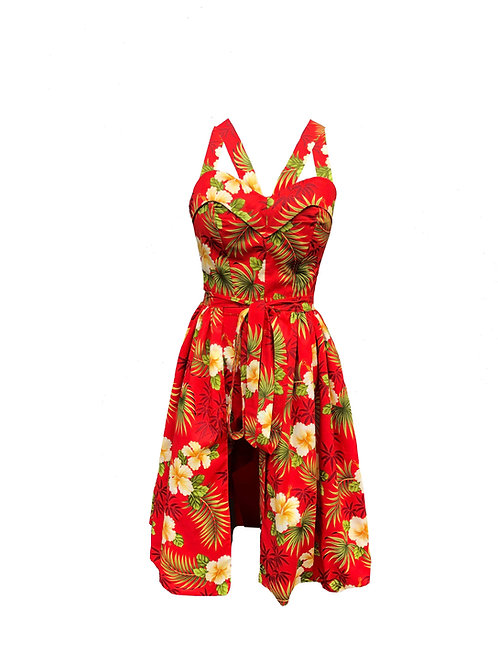 1950s Style 3 Piece Play Suit - Style TH-159