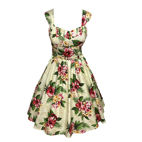 Jane Full Circle Dress - 1950s Style.