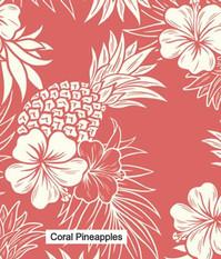 Coral Pinapple