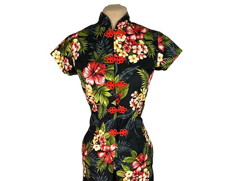 Hostess Dress - 1950s Style