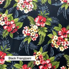 Black Frangipani