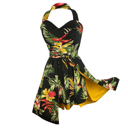 1950s Style 3 Piece Play Suit Set - Style TH -159 ,