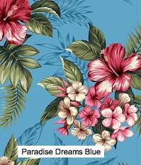 Paradise Dreams Blue