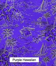 Purple Hawaiian