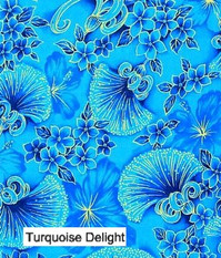 Turquoise Delight