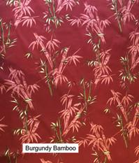Burgundy Bamboo