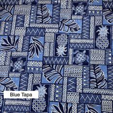 Blue Tapa