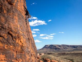 TR: Desert Climbing, February 2017