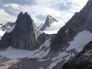 TR: A Week of Alpine Climbing in the Bugaboos- August 20-26, 2016