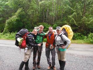 TR: Team Alpine Start and the Sunshine Coast Trail: June 20- July 1, 2013
