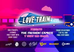 Love Train Bar Crawl
