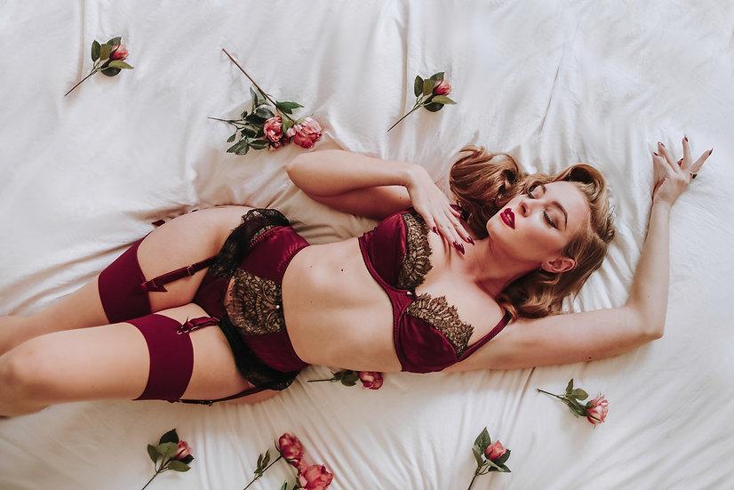Blossomandbuttercups 'Valentine' Print
