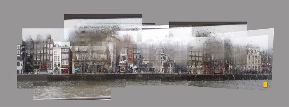 sailing through the canals - Anna Poulin