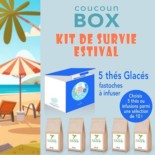 COUCOUN BOX KIT DE SURVIE ESTIVAL