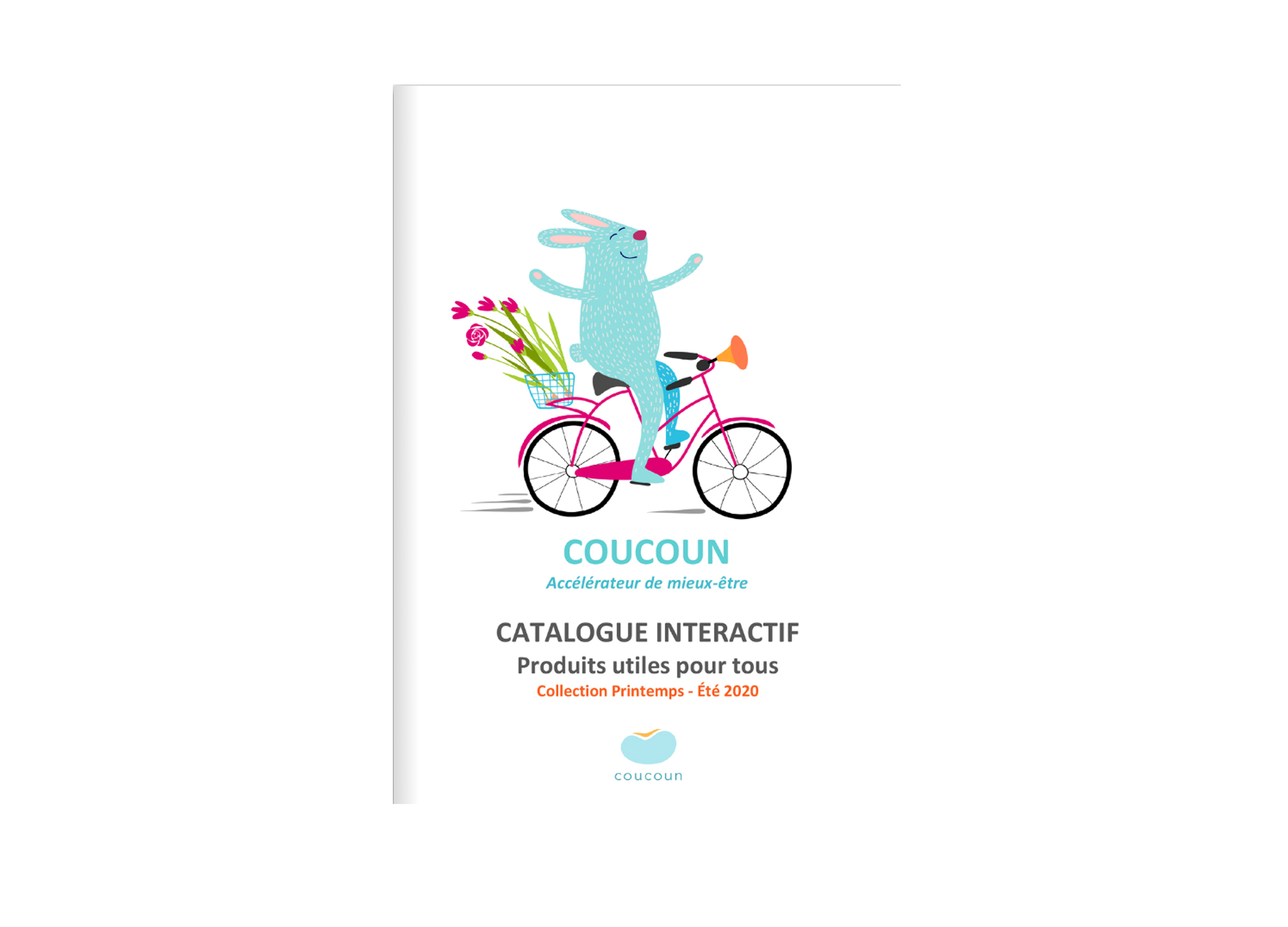 couverture catalogue Coucoun 2020