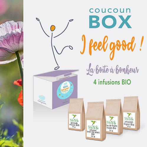 COUCOUN BOX I FEEL GOOD
