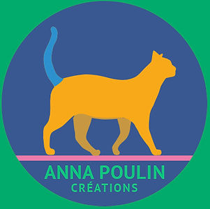 CHAT MARCHANT logo ANNA POULIN home page