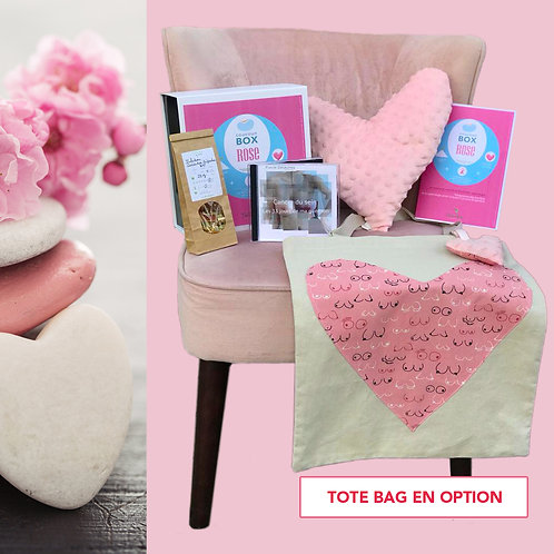 COUCOUN BOX ROSE
