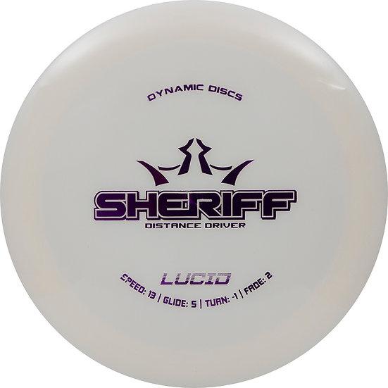 Lucid Sheriff