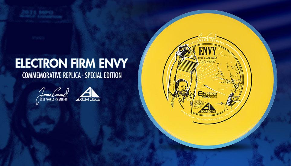 Electron Firm Envy, James Conrad Special Edition