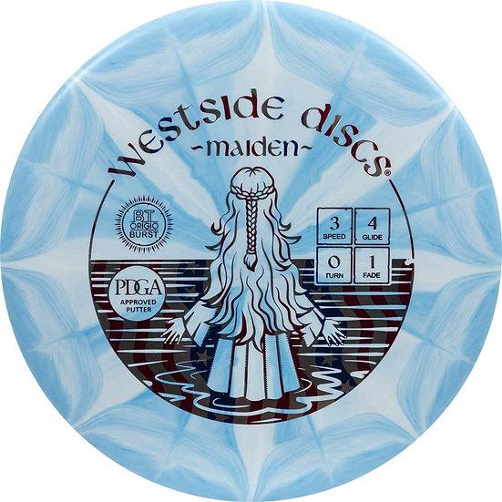 Westside Discs Origio Burst Maiden