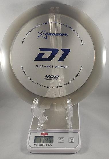 Prodigy D1 400 Series