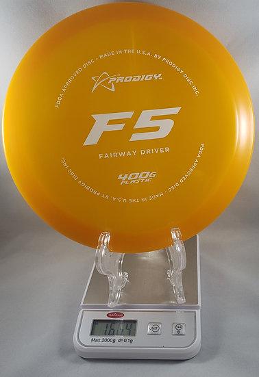 Prodigy F5 400G Series