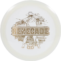 Lucid Renegade - LE Stamp