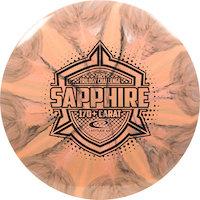Gold Burst Sapphire - 2021 Trilogy Challenge