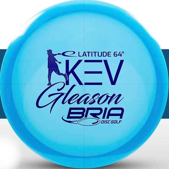 Kevin Gleason Tour Fundraiser Discs