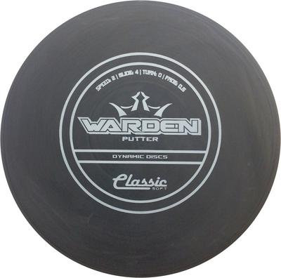 Dynamic Discs Classic Soft Warden