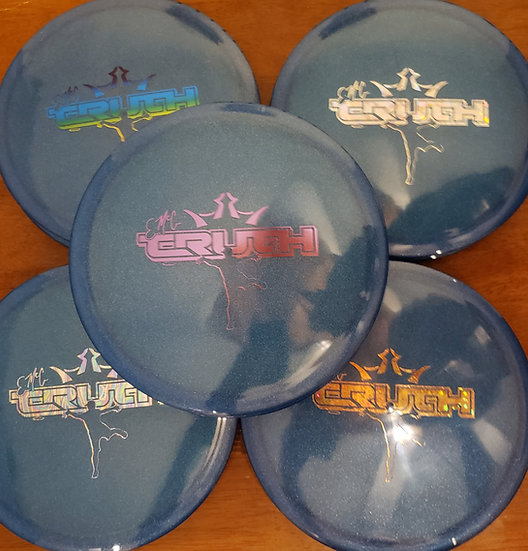 Dynamic Discs Lucid Sparkle EMac Truth Bar Stamp