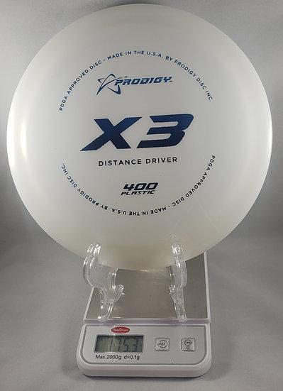Prodigy X3 400 Series