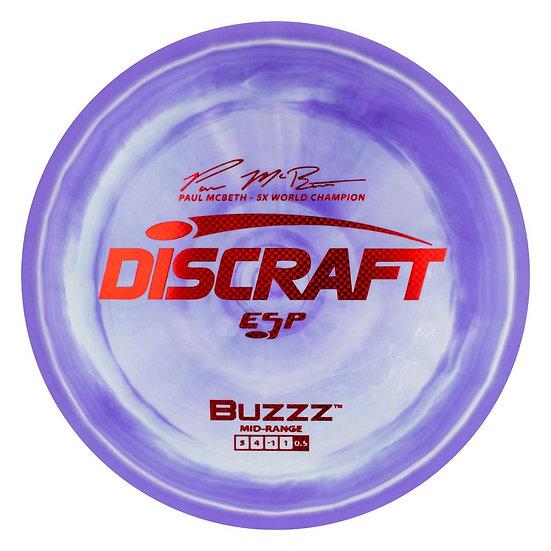 ESP Buzzz, Paul McBeth Signature Series