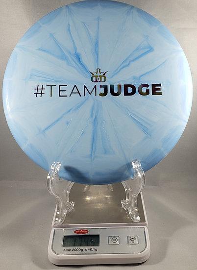 Dynamic Discs Classic Blend Burst Judge, #Team stamp